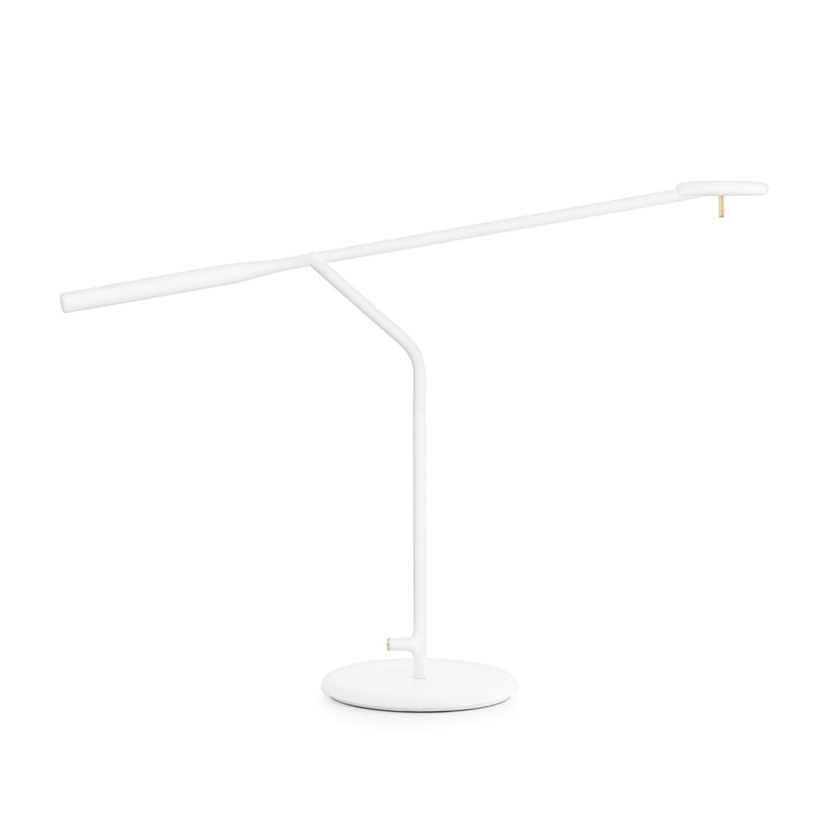 Flow Table Lamp (White) - Normann Copenhagen
