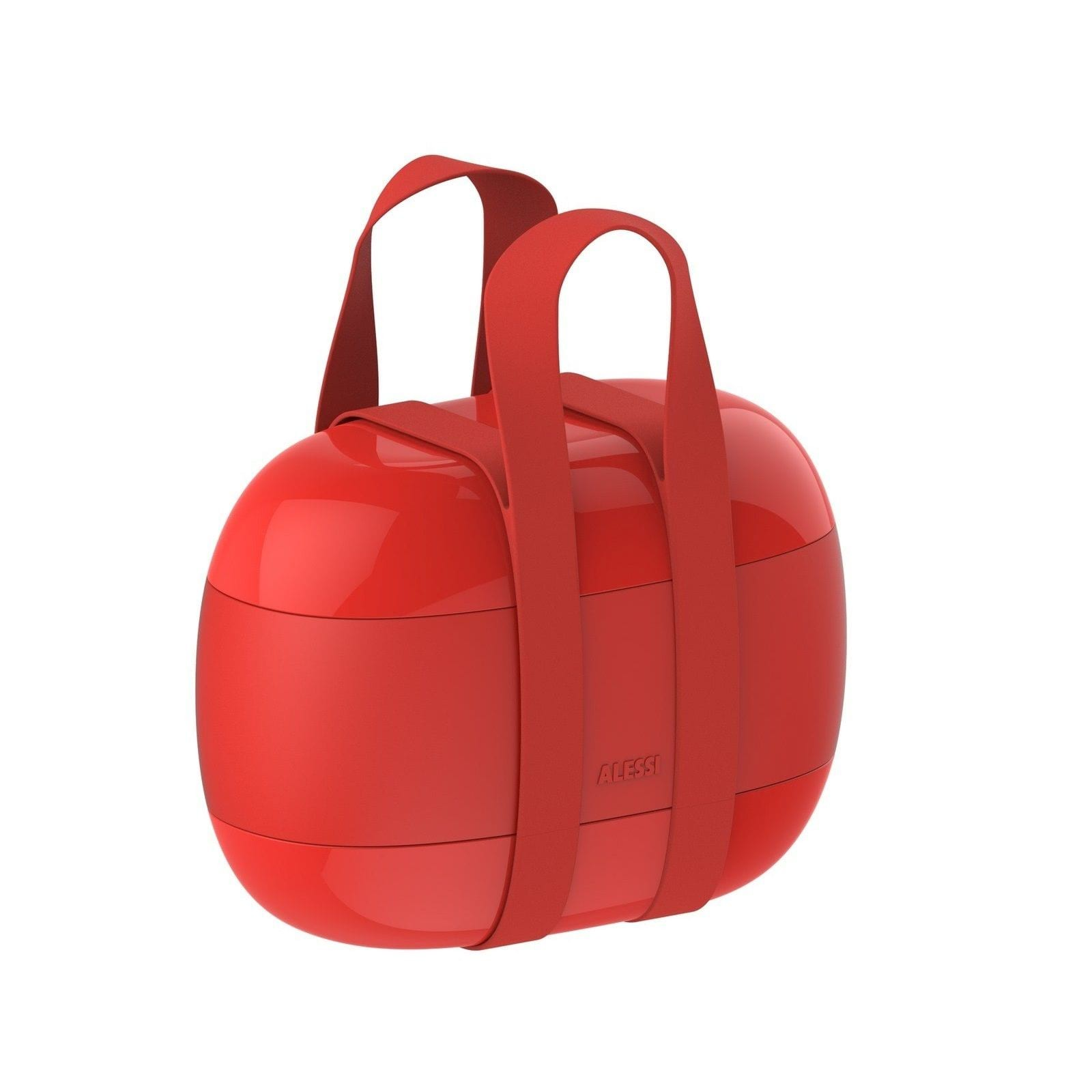 Food à Porter Lunch Box (Red) - Alessi