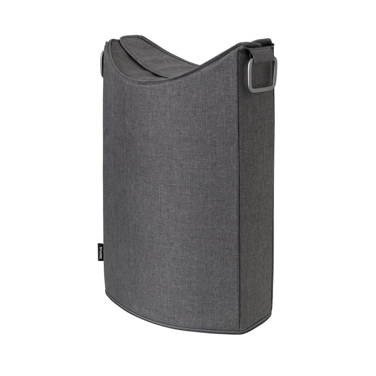 FRISCO LOUNGE Laundry Bin (Steel Grey) - Blomus