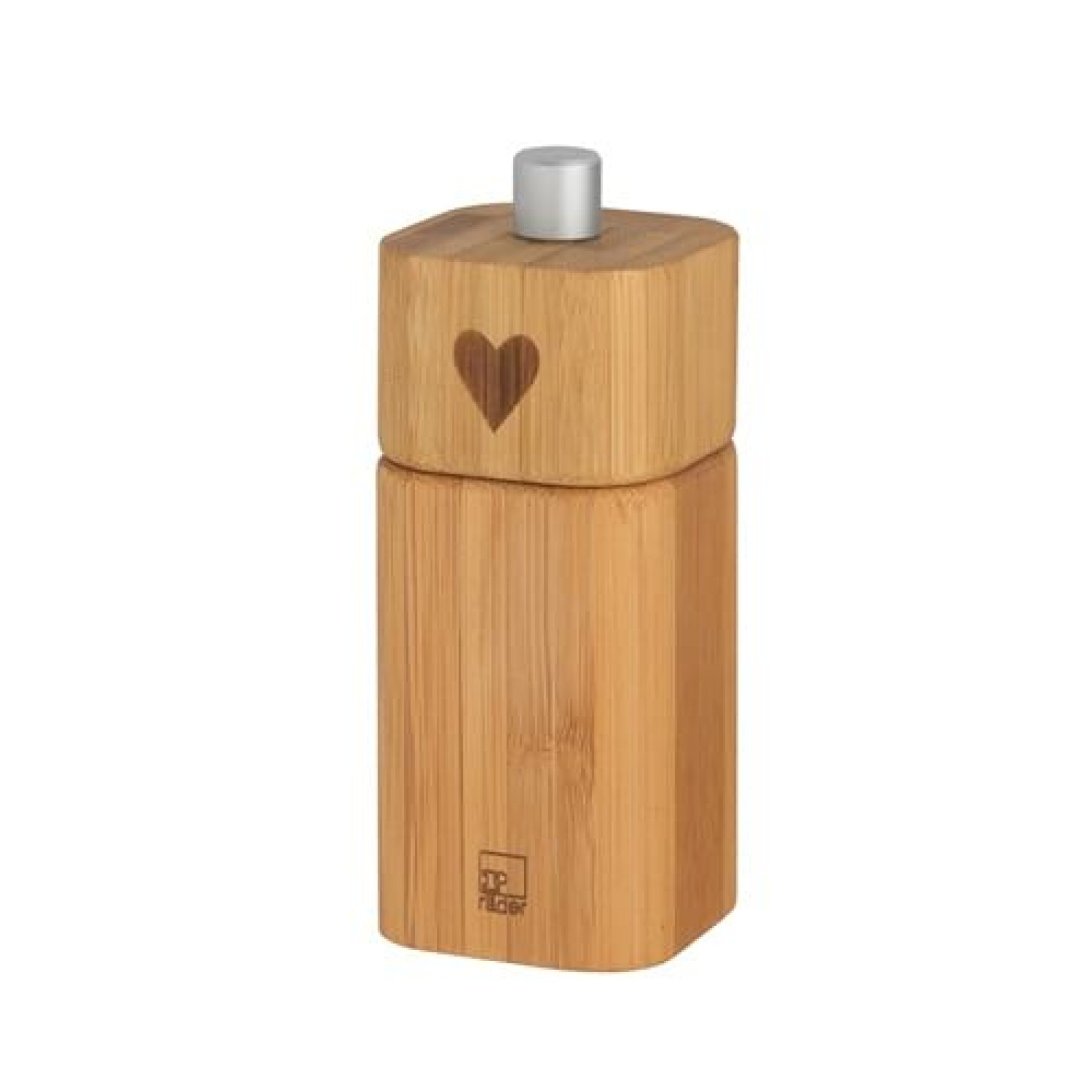 HEART Pepper Mill (Bamboo) - Raeder