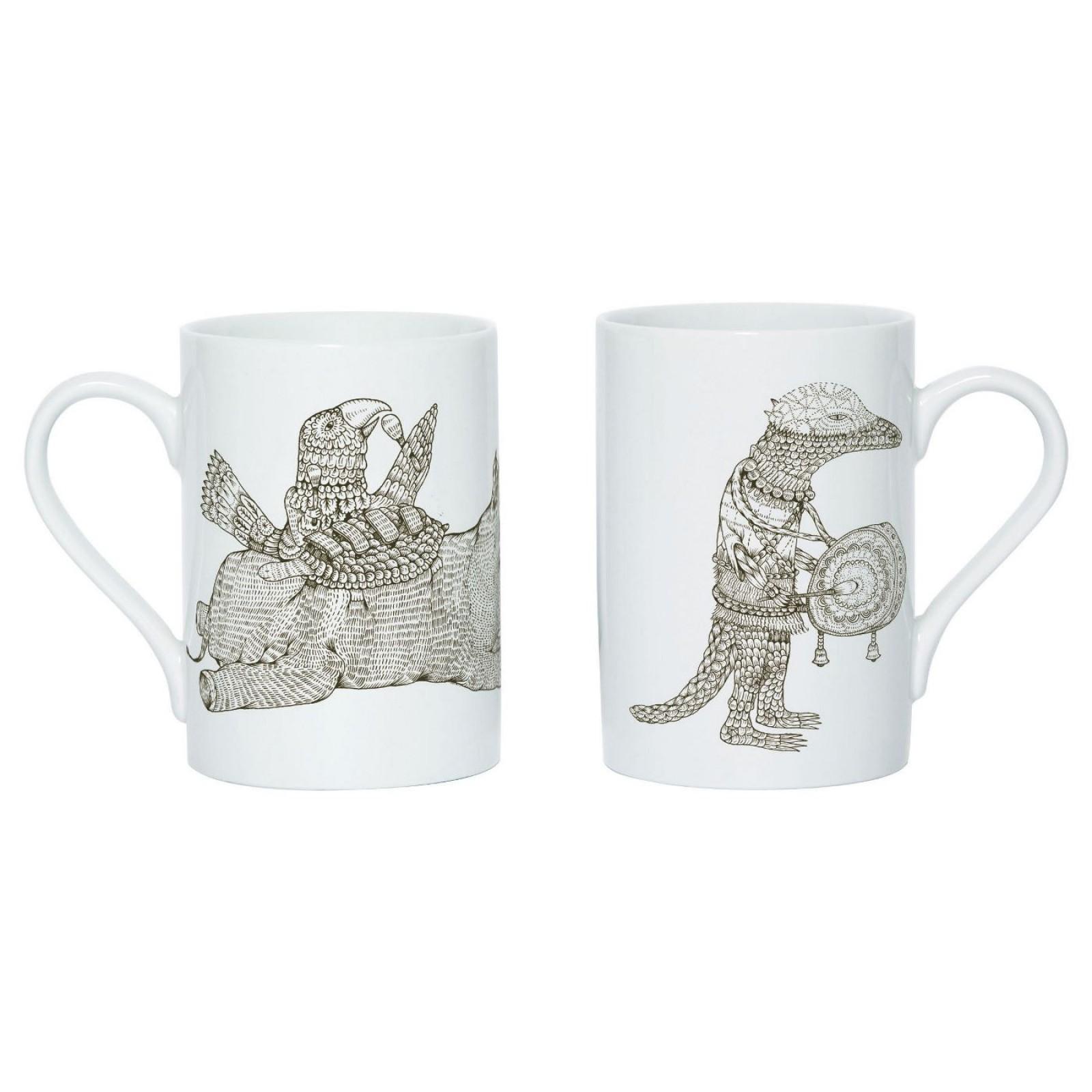 Hivibes Mug - Domestic