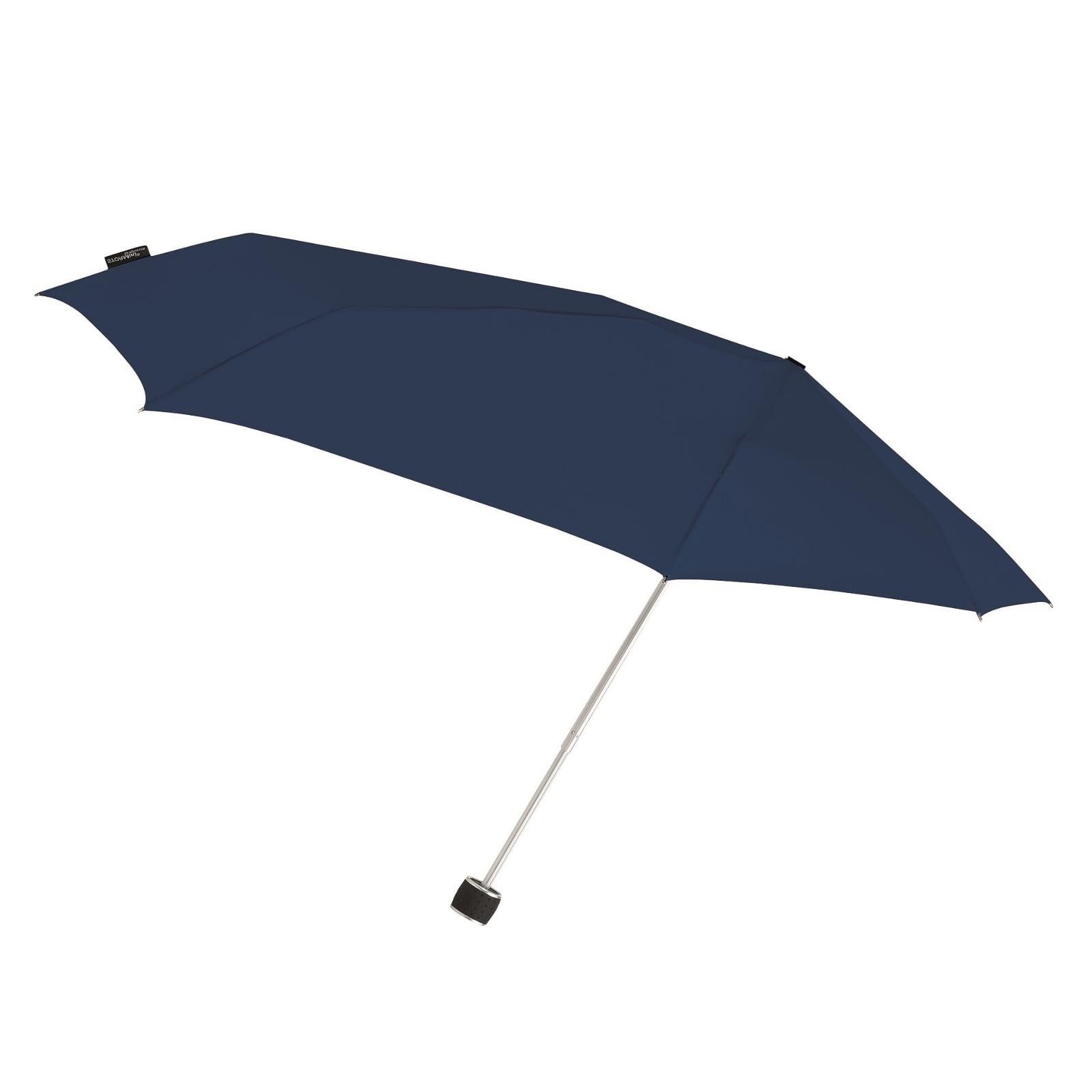 STORMini® Folding Storm Umbrella (Dark Blue) - Impliva