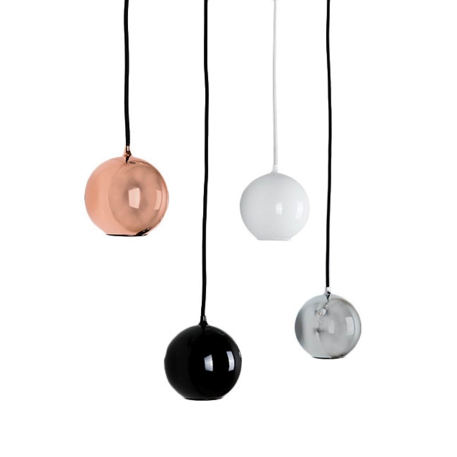 Boule Pendant Lamp - Innermost