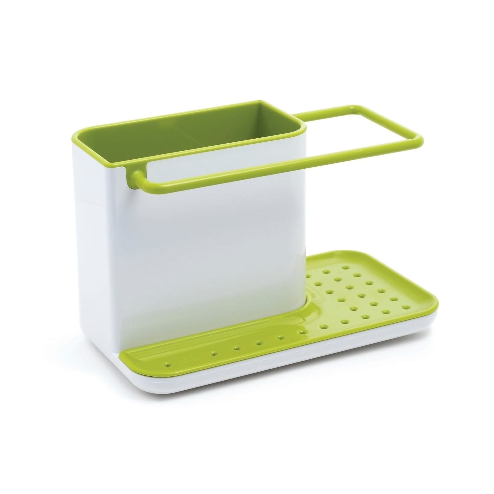 Caddy™ Sink Organiser (White / Green) - Joseph Joseph