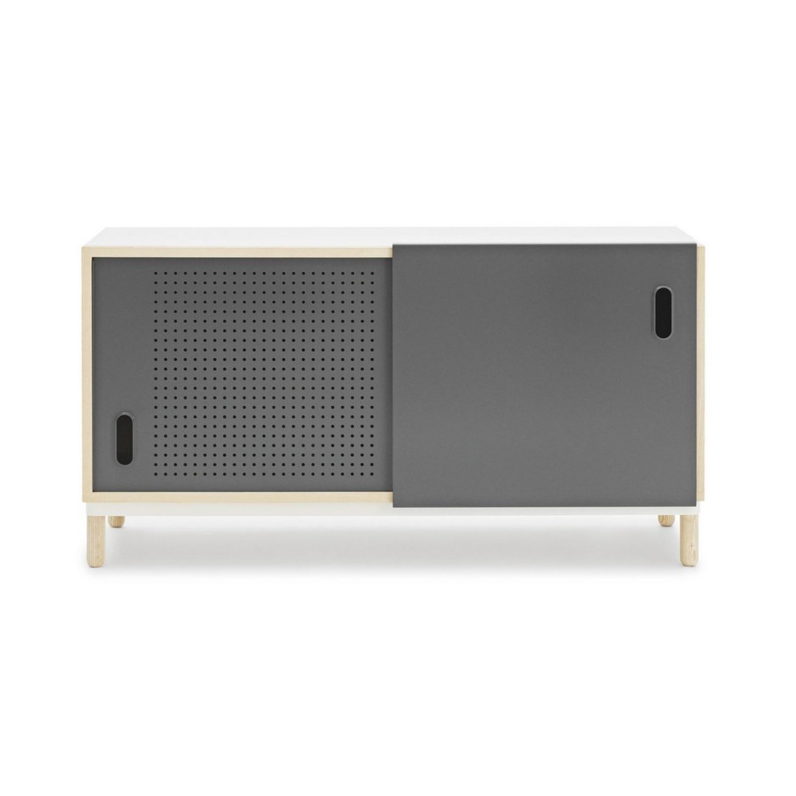 Kabino Sideboard (Grey) - Normann Copenhagen