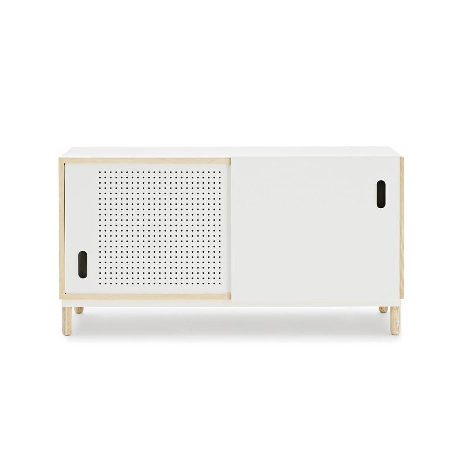 Kabino Sideboard (White) - Normann Copenhagen