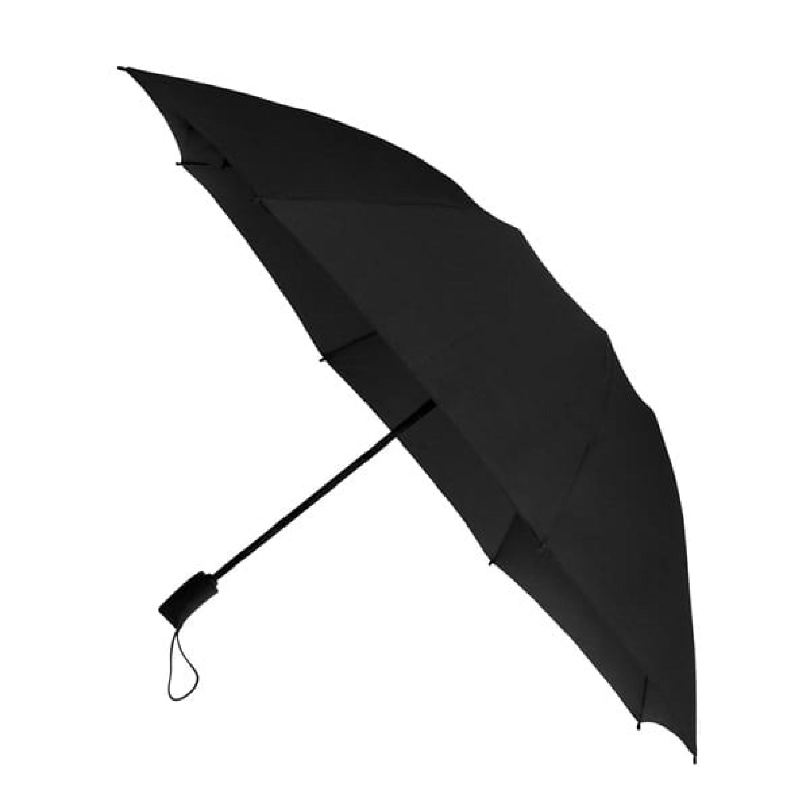 Automatic Folding Reverse Umbrella (Black) - Impliva