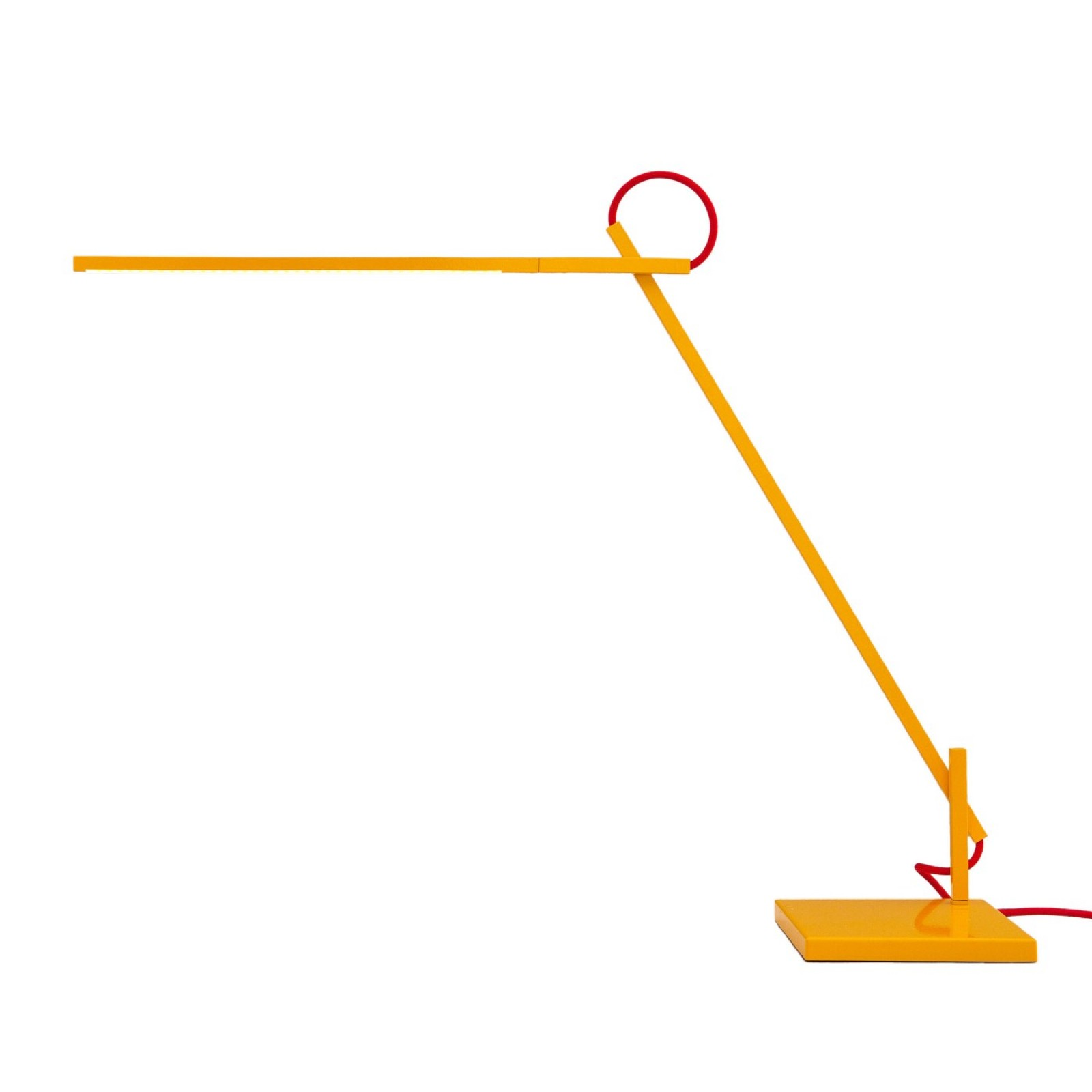 Linelight LED Desk Lamp (Yellow) - Shibui