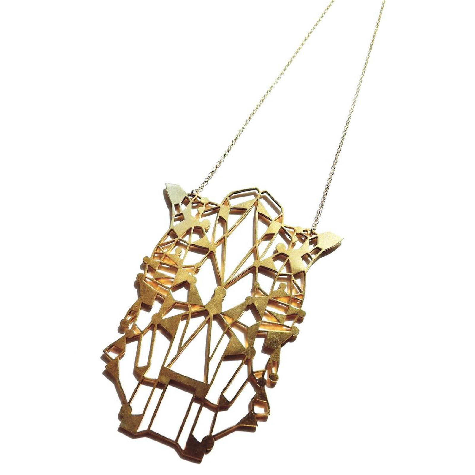 Mad Flowers BM22 Necklace - B-MADE