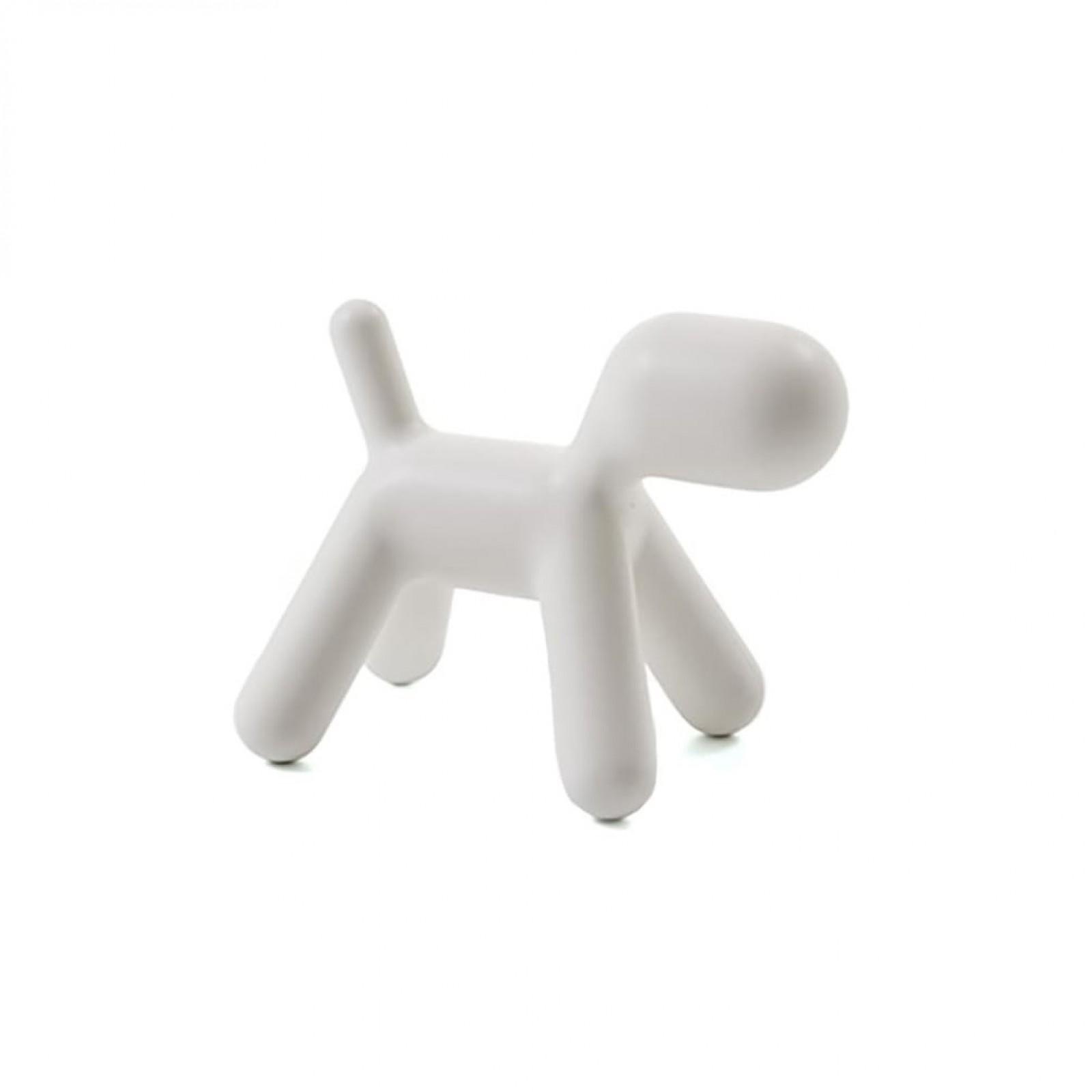 Me Too Puppy Children's Stool S (White) - Magis
