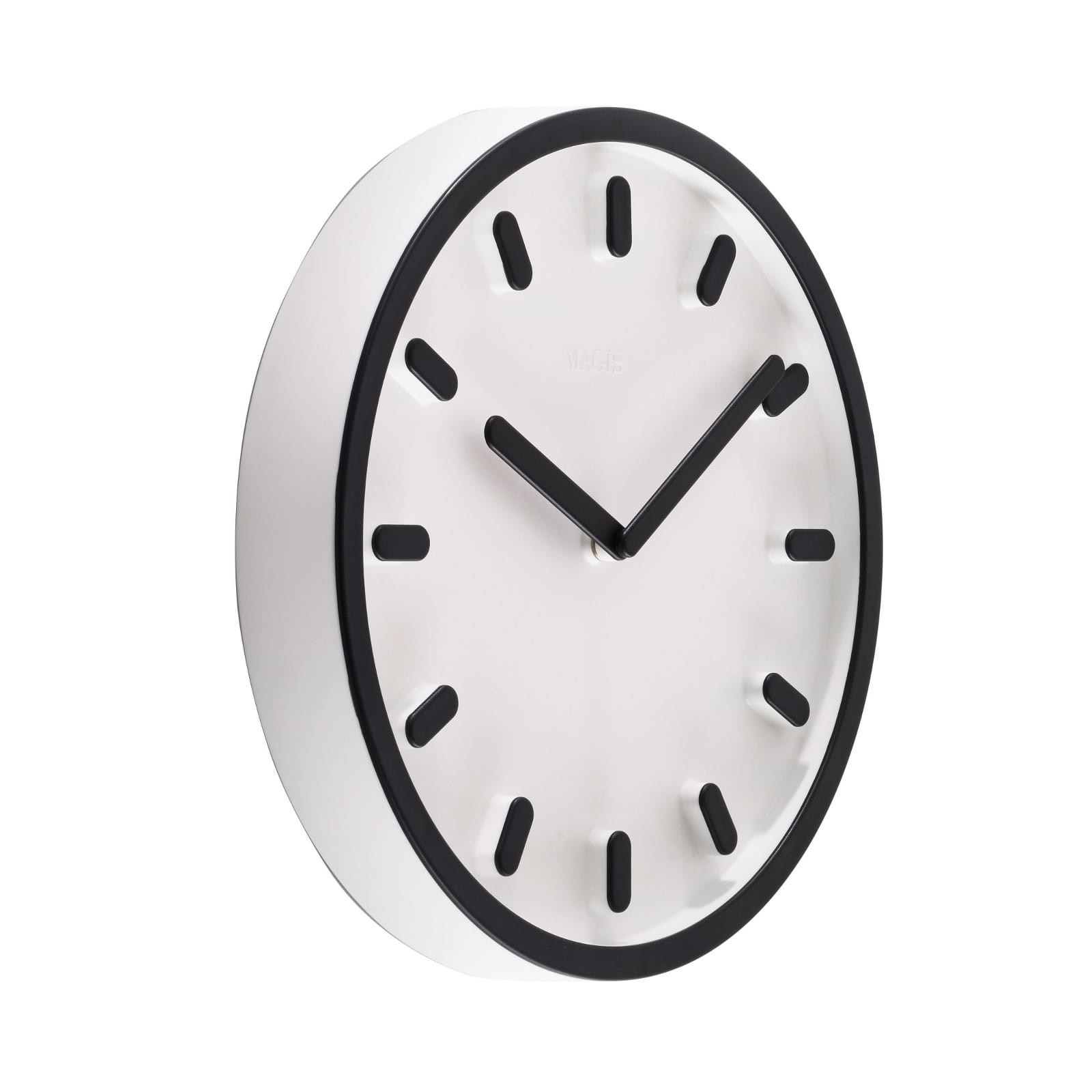 Tempo Wall Clock (Black) - Magis