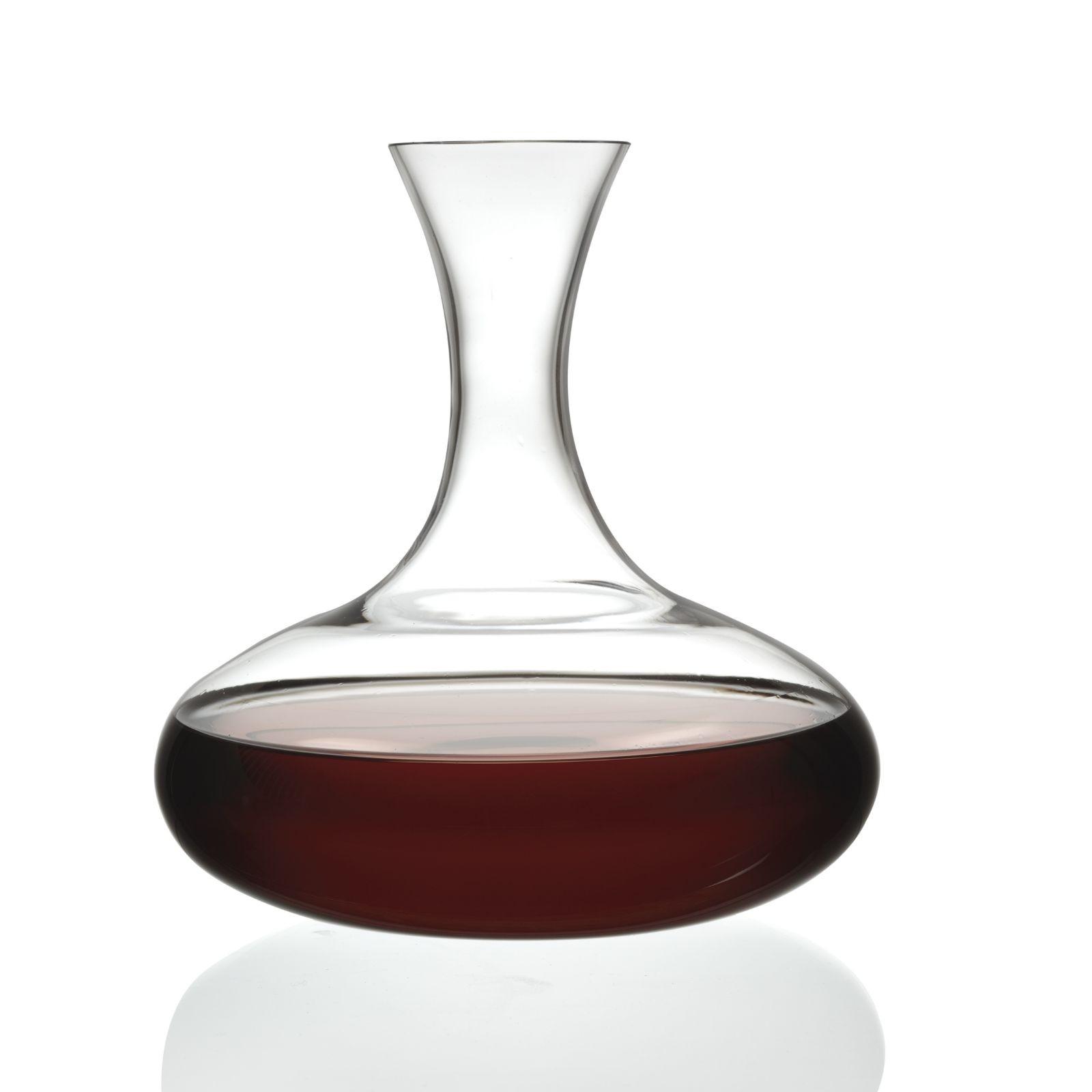 Mami XL Wine Decanter (Crystalline Glass) - Alessi