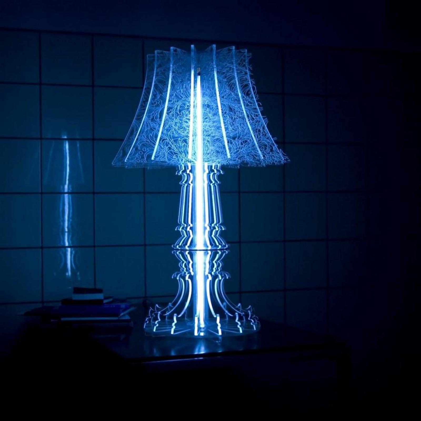 Marie-Louise Engraved Table Lamp - Sander Mulder