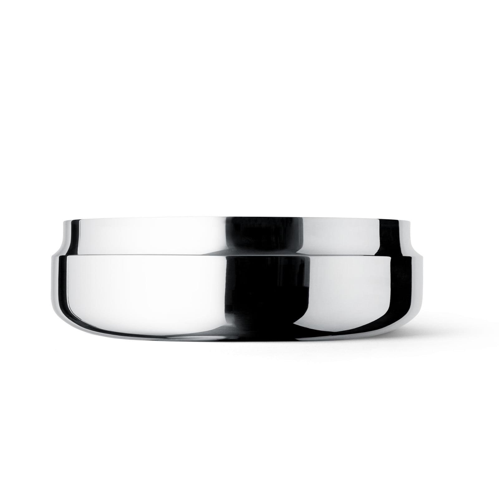Tactille Bowl Steel - Menu