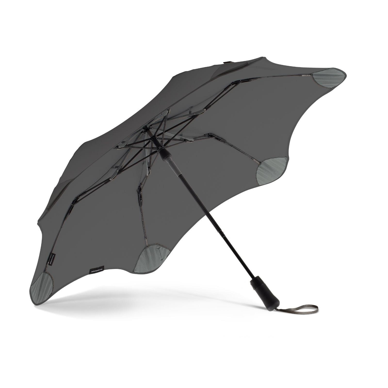 Metro Automatic Storm Umbrella (Charcoal) - Blunt