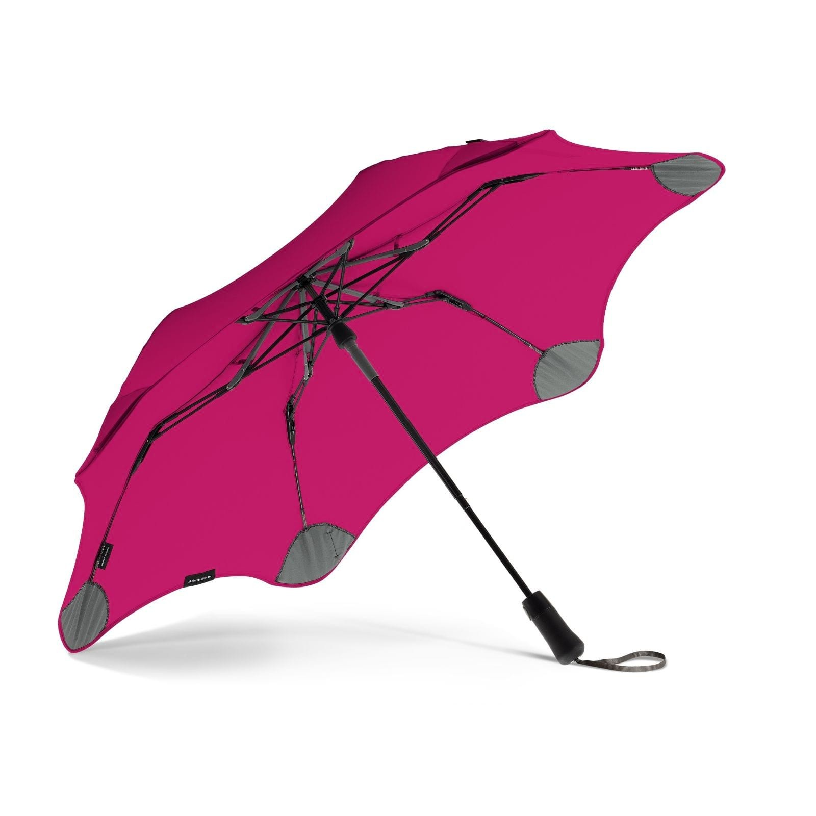 Metro Automatic Storm Umbrella (Pink) - Blunt