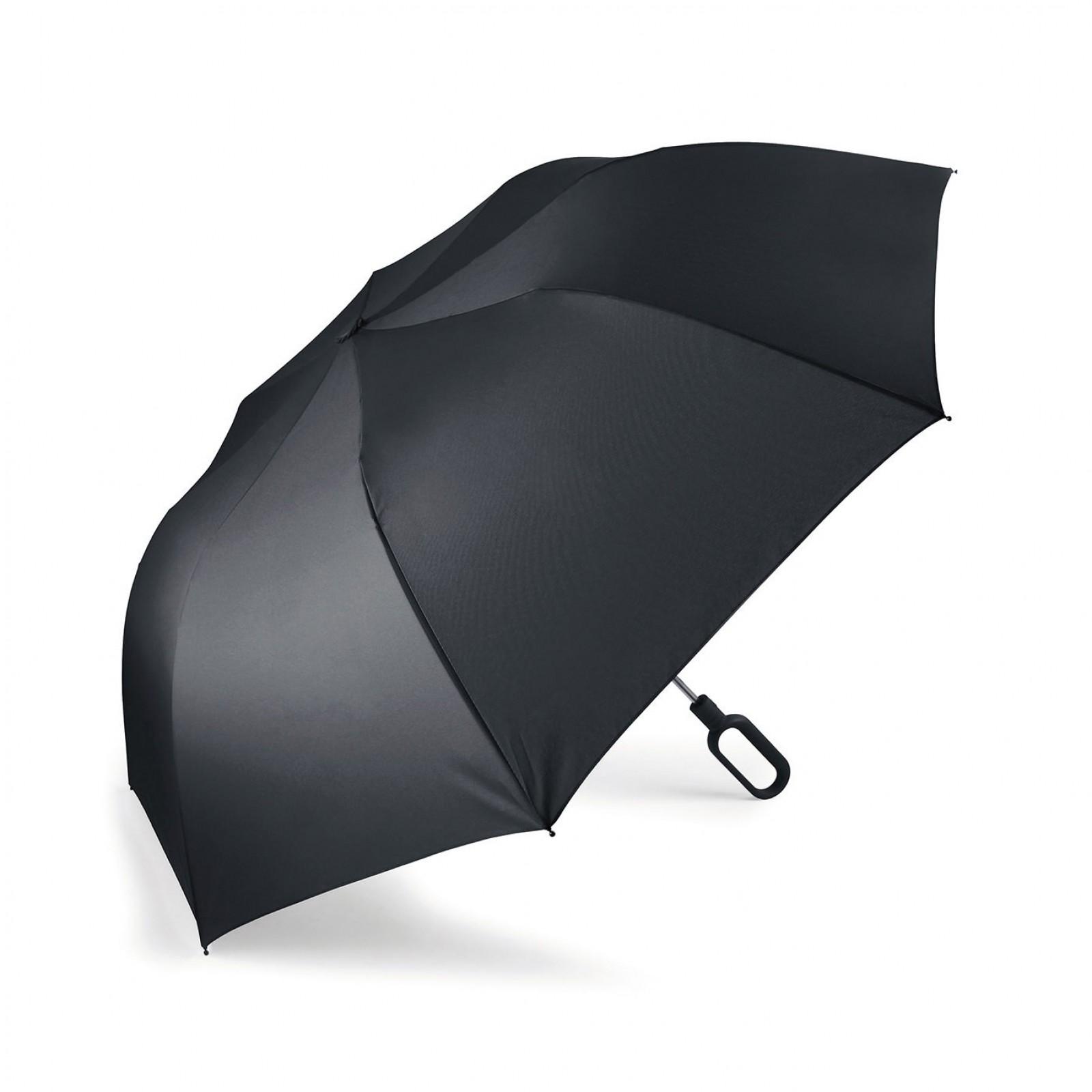 Mini Hook Umbrella (Black) - LEXON