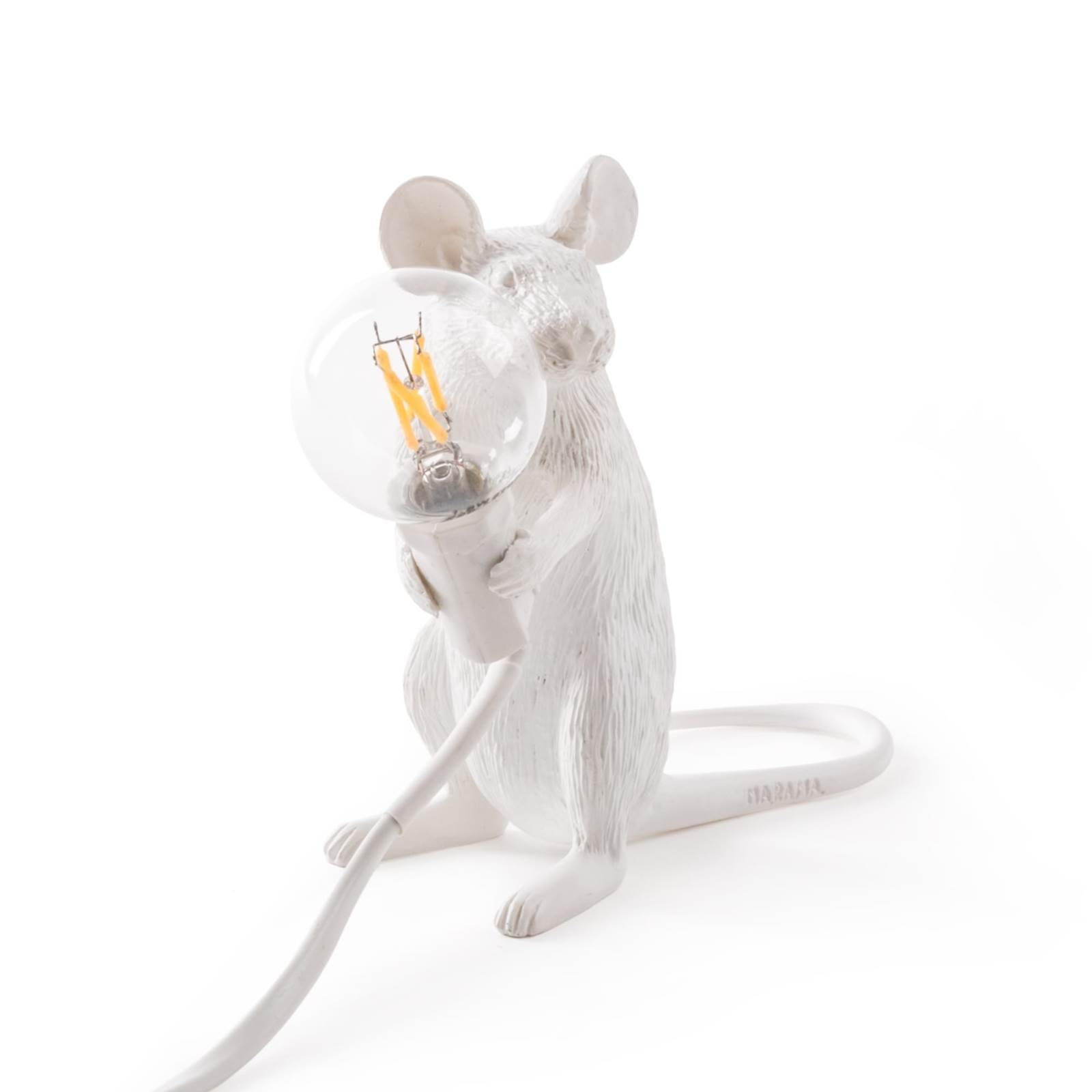 Mouse Lamp Sitting - Seletti