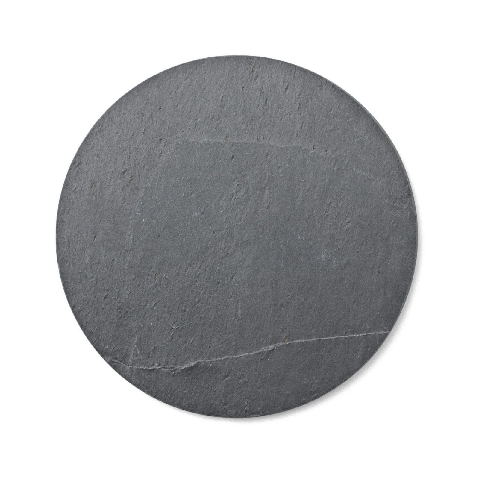 New Norm Slate Plate (21,5 cm) - Menu
