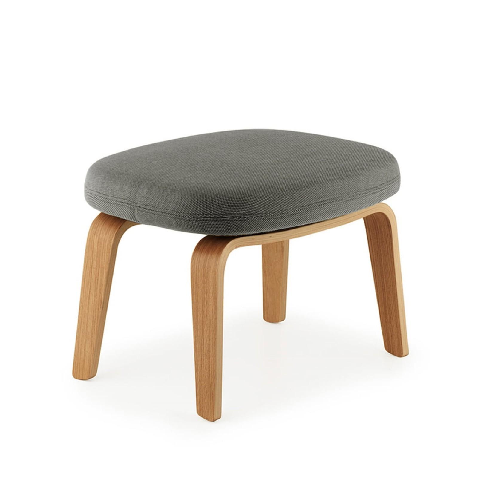 Era Footstool (Wood) - Normann Copenhagen