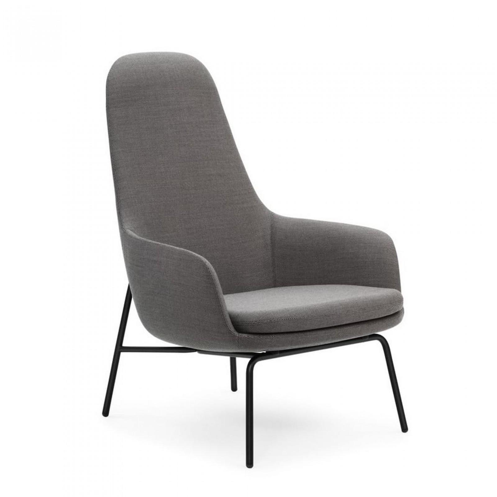 Era Lounge Chair High (Metal) - Normann Copenhagen