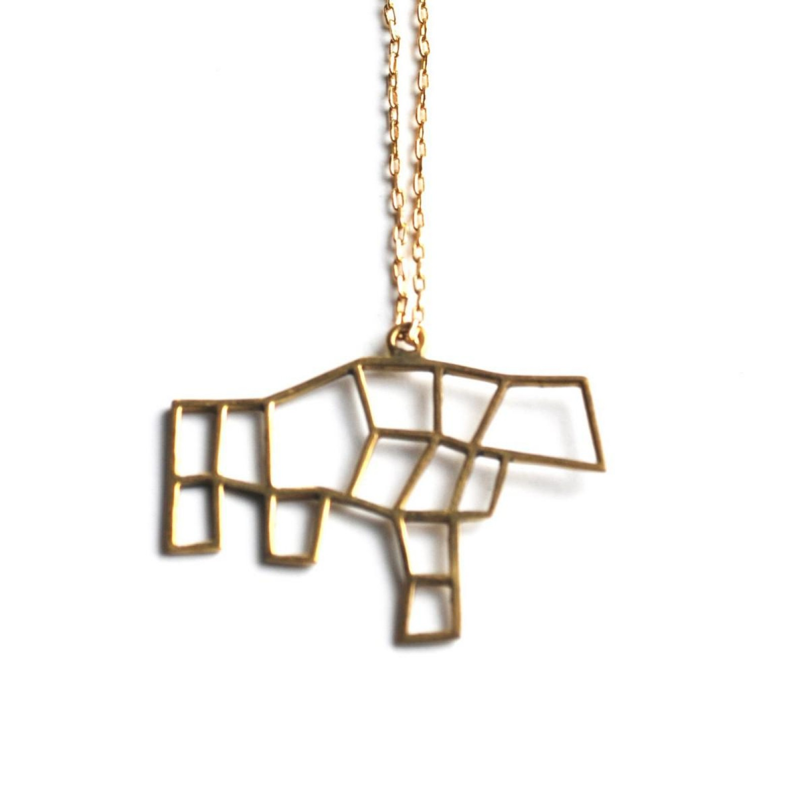 Not Square BM04 Necklace - B-MADE