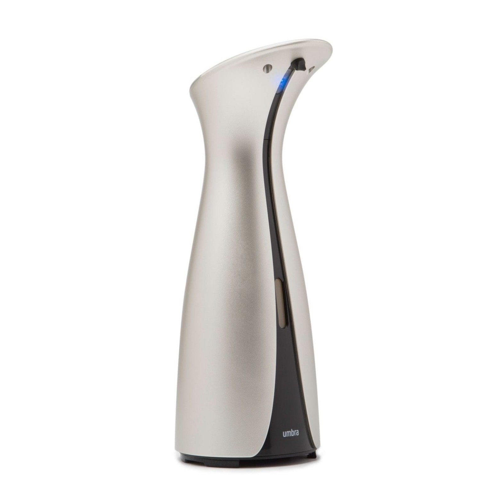 OTTO Automatic Soap & Sanitizer Dispenser 250 ml (Nickel) - Umbra