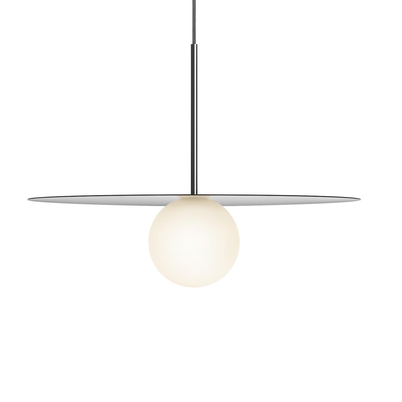 Bola Disc LED Pendant Lamp (Chrome) - Pablo Designs