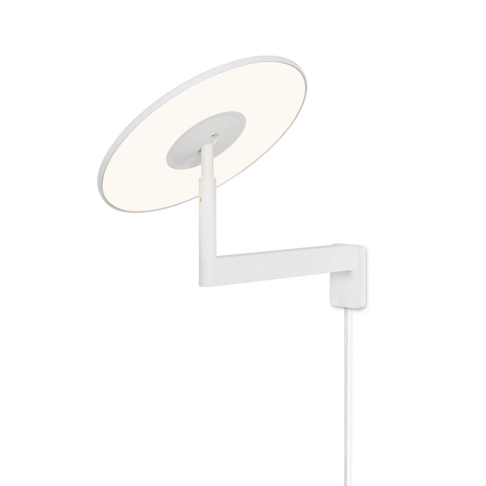 Circa 12 LED Wall Lamp (White) - Pablo Designs