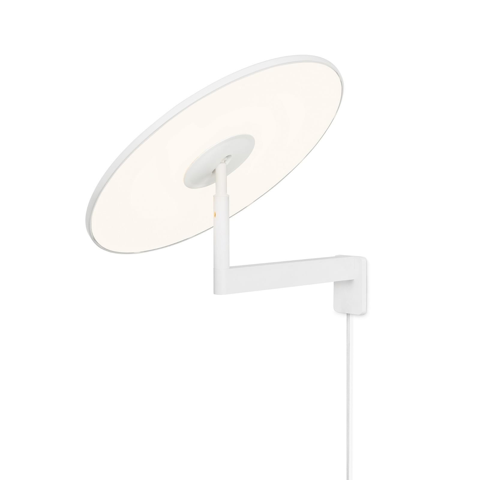 Circa 16 LED Wall Lamp (White) - Pablo Designs