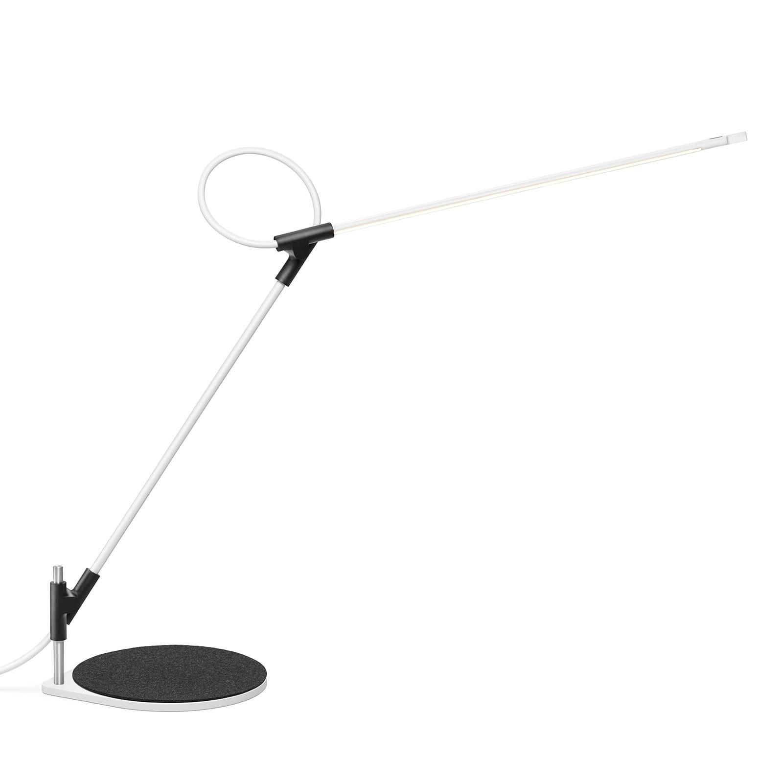 Superlight LED Desk Lamp (White) - Pablo Designs