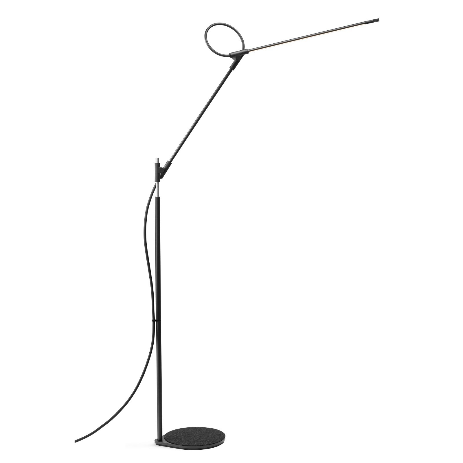 Superlight LED Floor Lamp (Black) - Pablo Designs