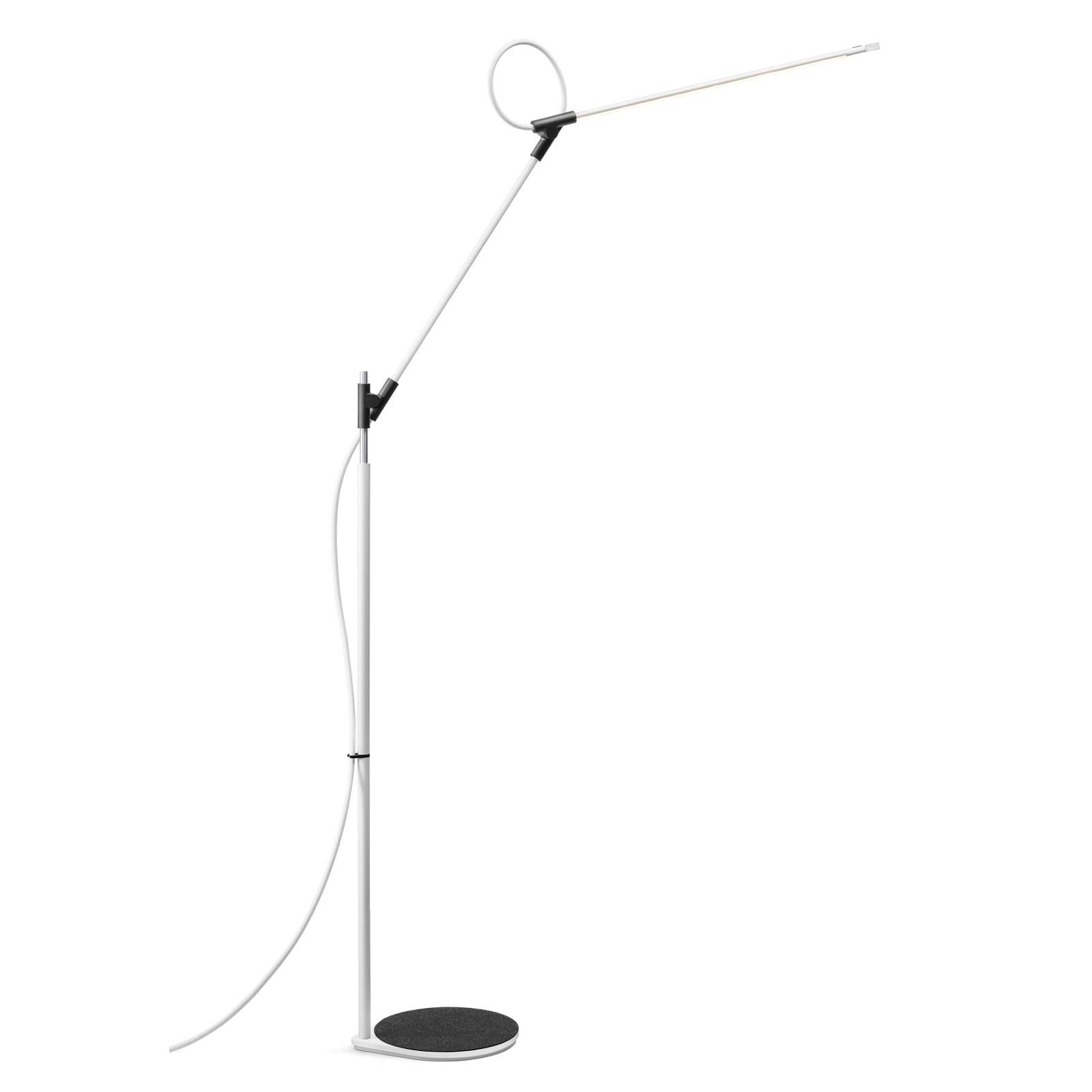 Superlight LED Floor Lamp (White) - Pablo Designs