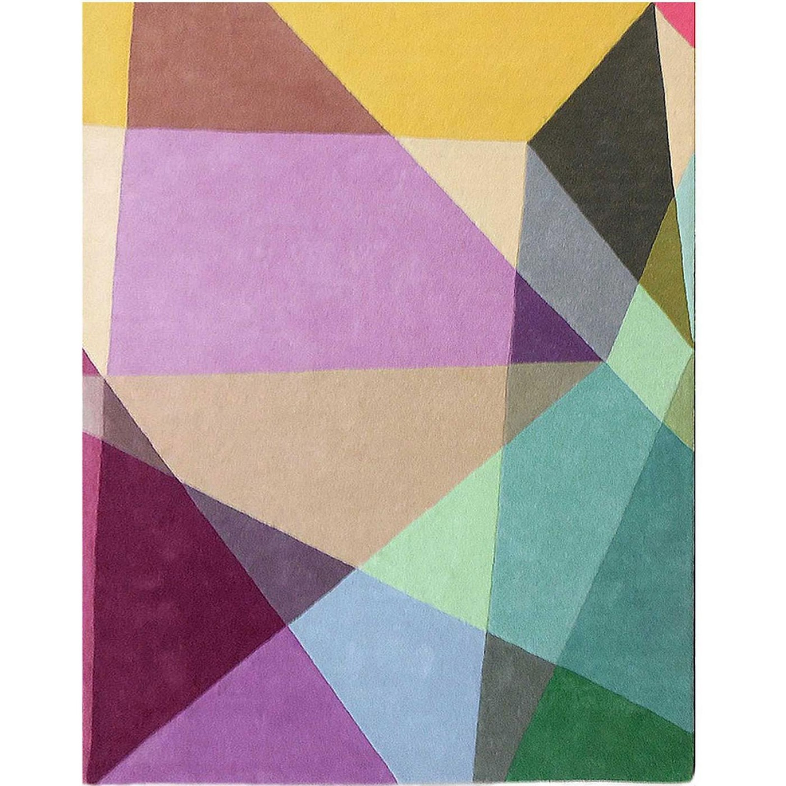 Prism Rectangle Rug - Sonya Winner Studio