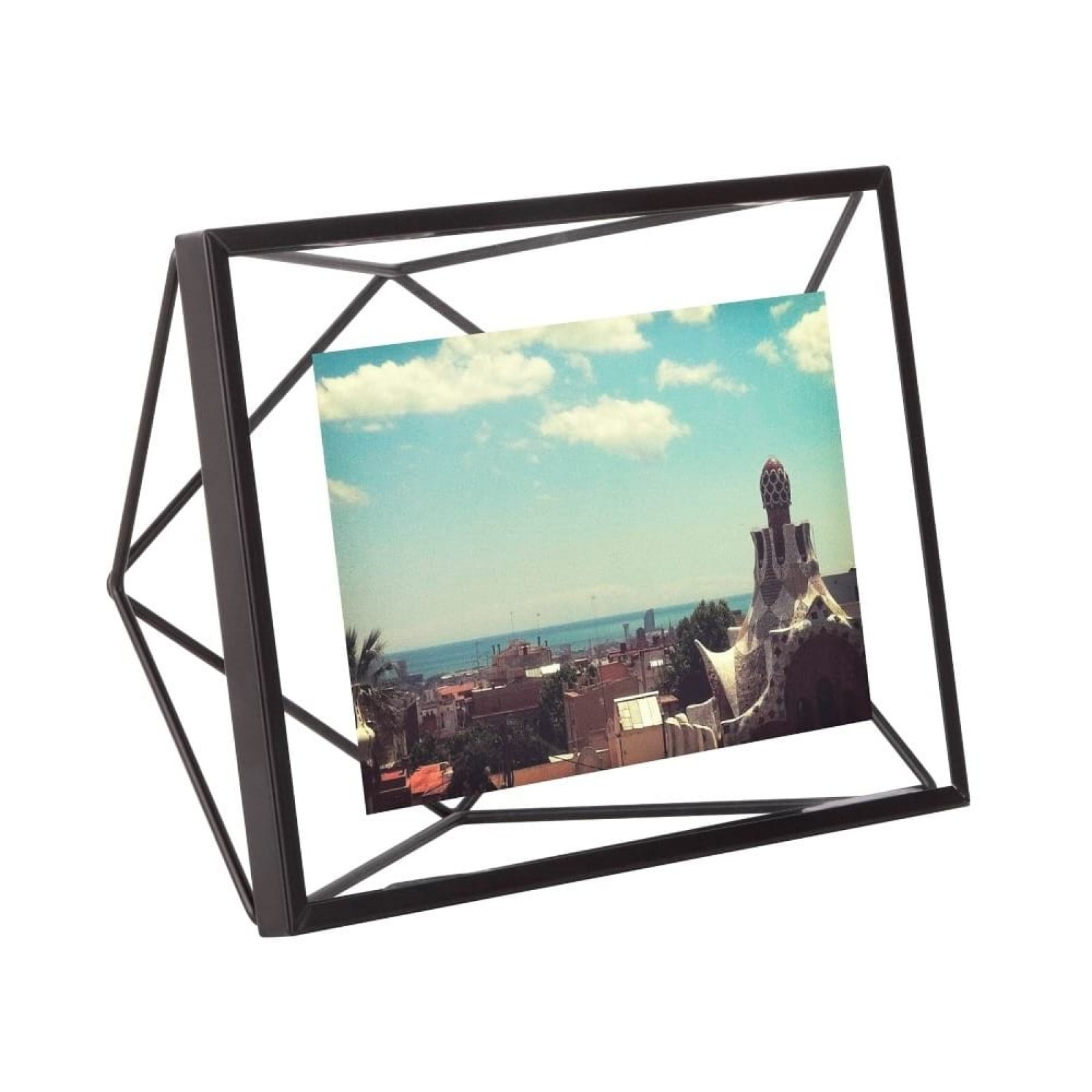 Prisma Photo Display 10 x 15 cm (Black) - Umbra