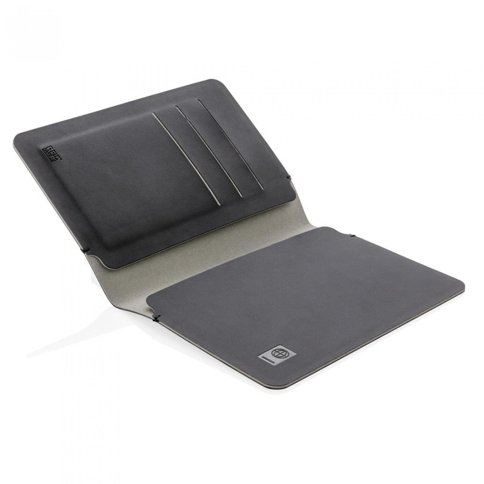 Quebec RFID Safe Card & Passport Holder (Black) - XD Design
