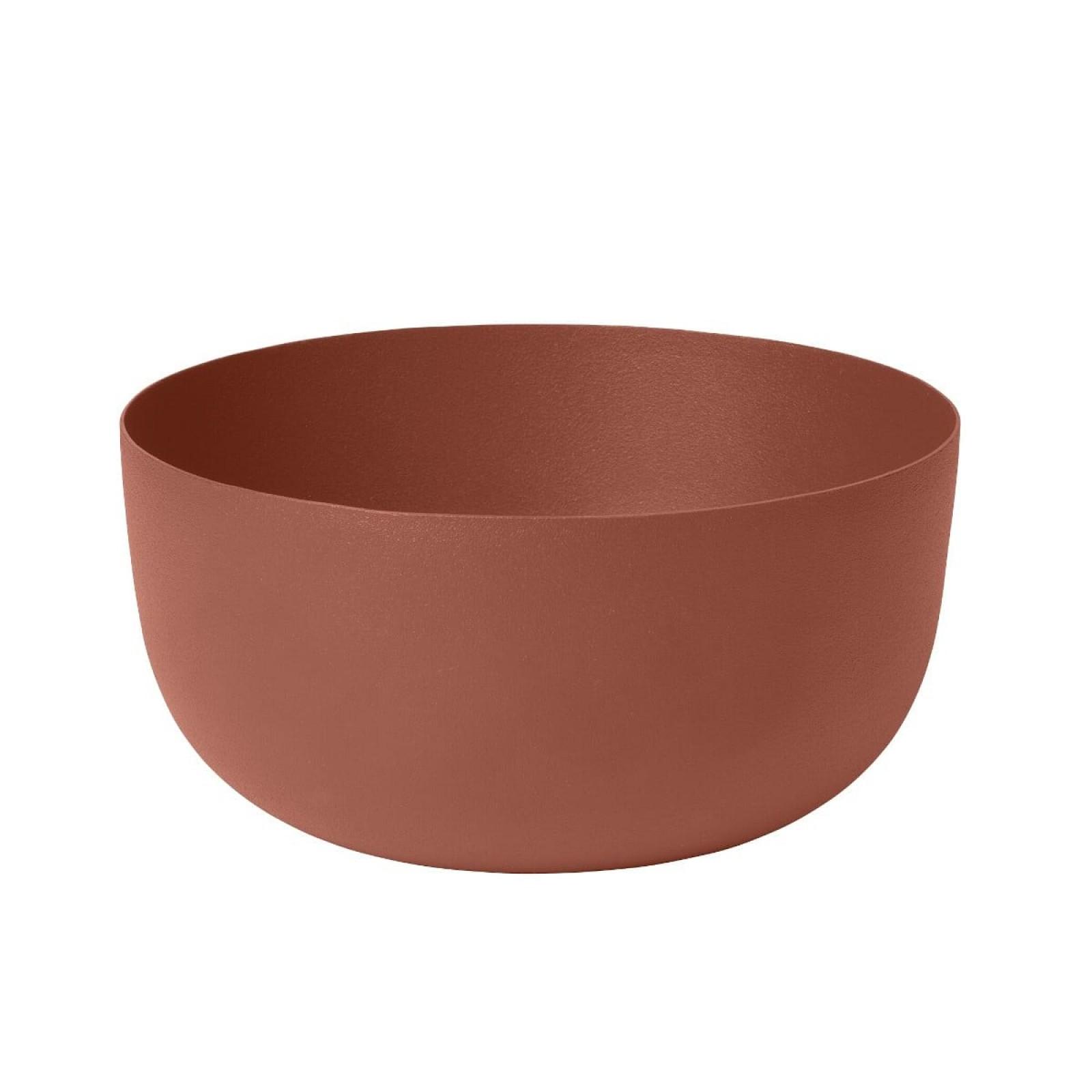 REO Bowl Large (Rustic Brown) - Blomus