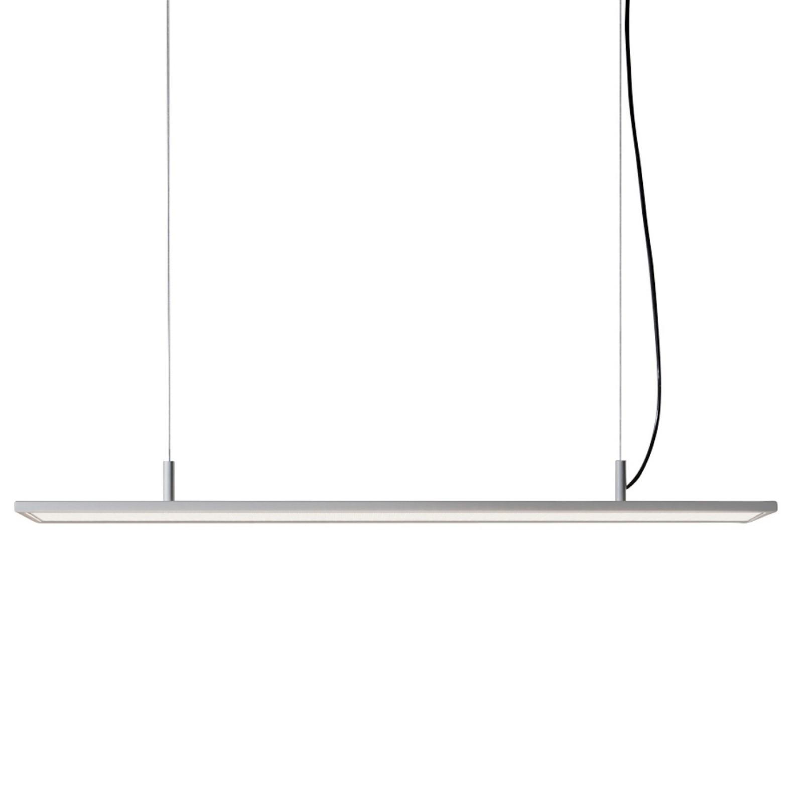 BlancoWhite R3 Ceiling - Hanging LED Lamp - Santa & Cole