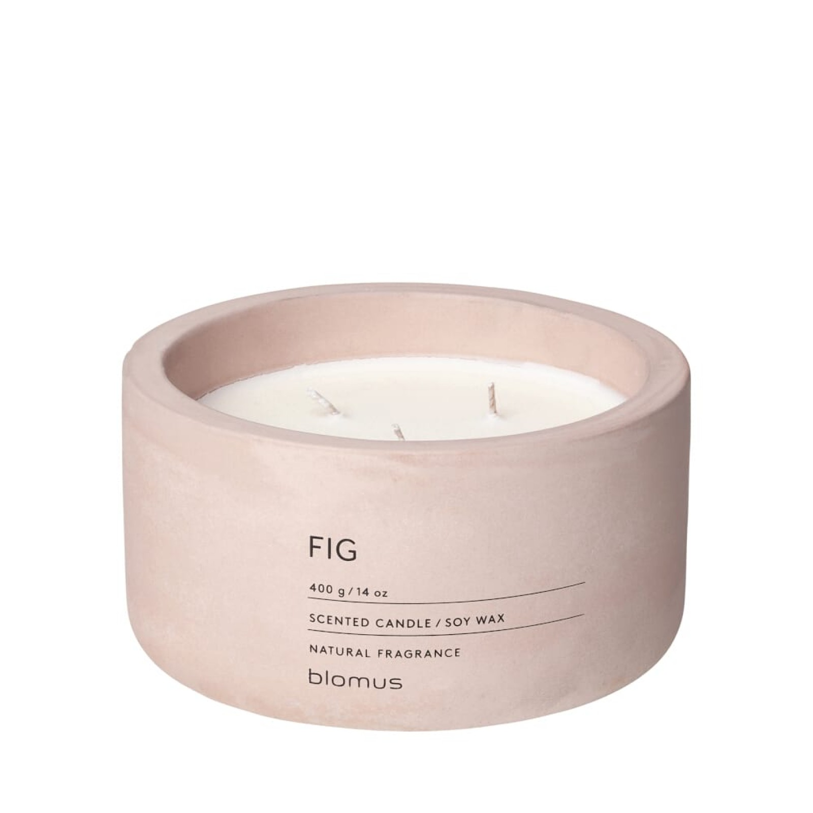 Scented Candle FRAGA XL Fig - Blomus