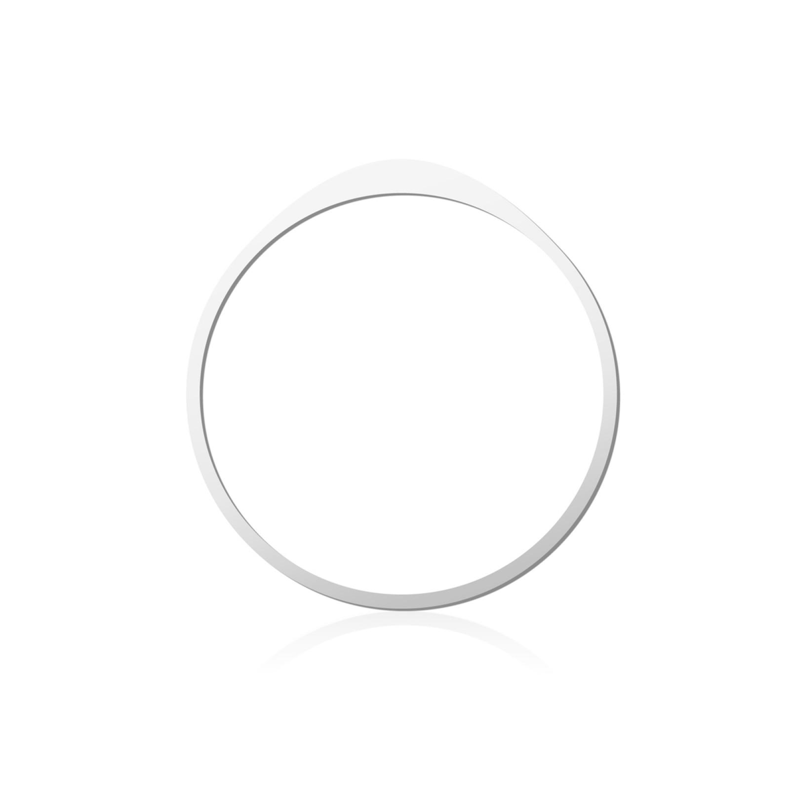 Silver Lining Bangle (Silver) - Moorigin