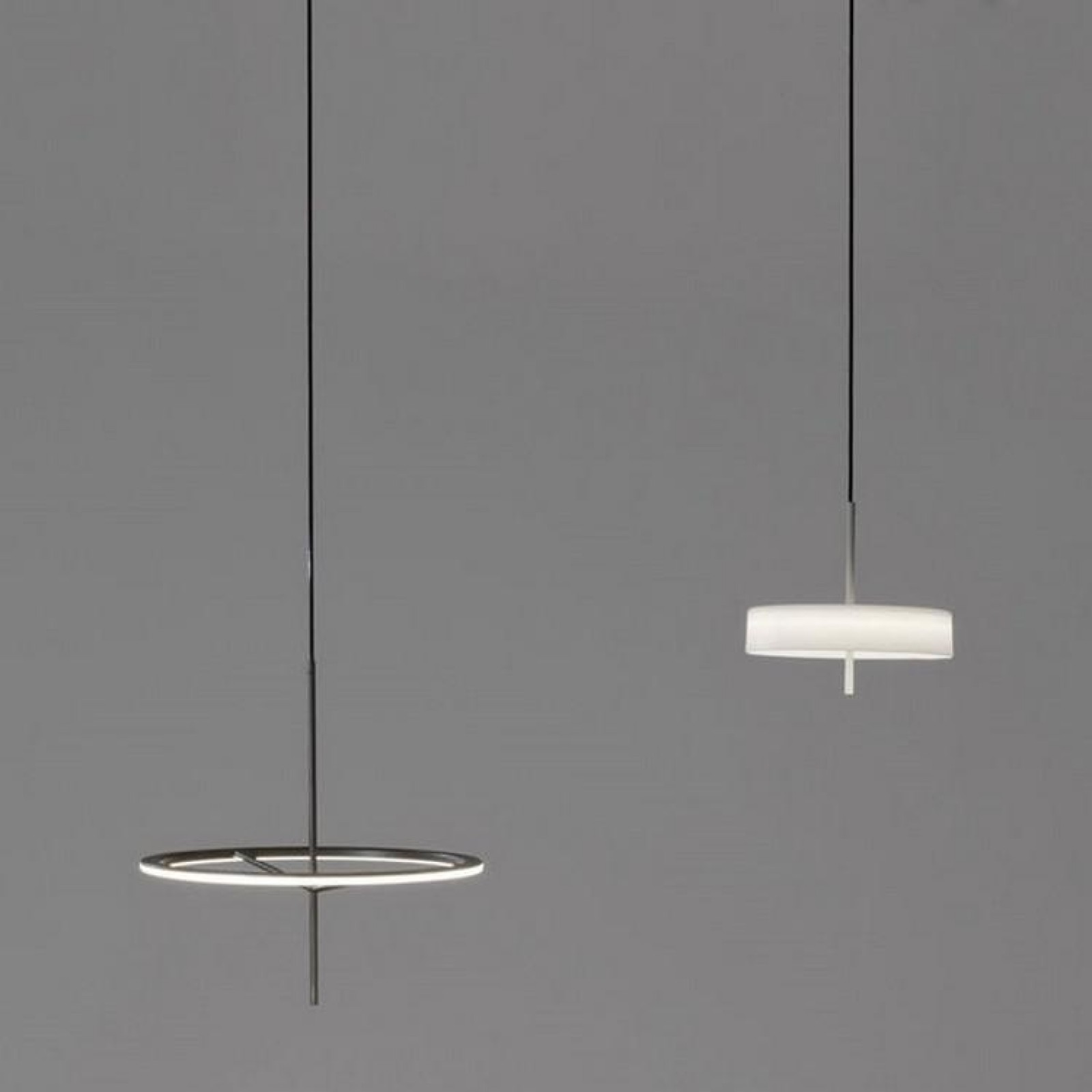 Sin Hanging LED Ceiling Lamp - Santa & Cole