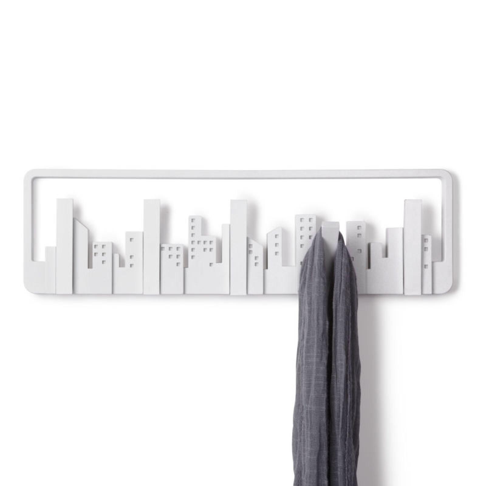 Skyline Hanging Rack (White) - Umbra