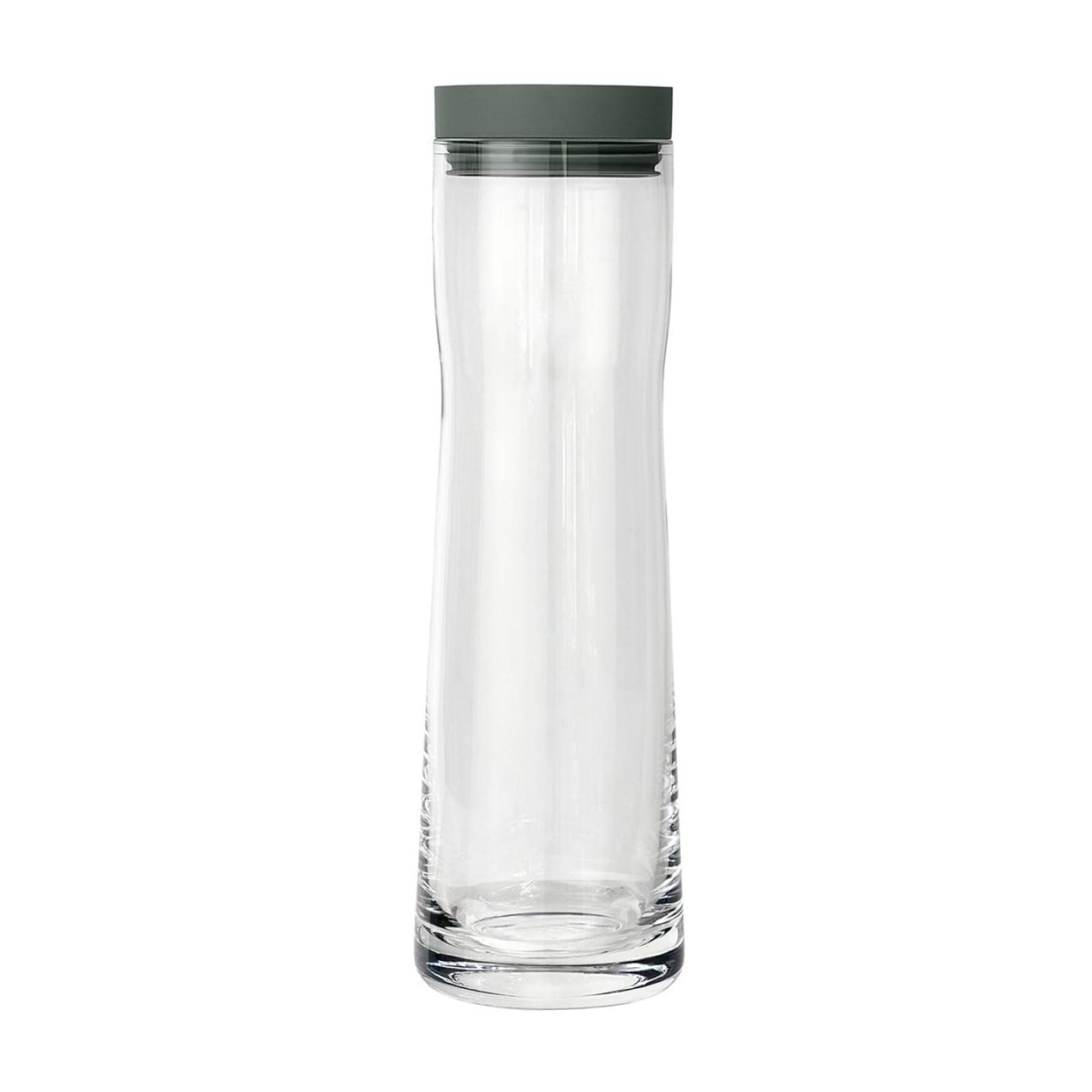 SPLASH Water Carafe 1 Liter Agave Green - Blomus