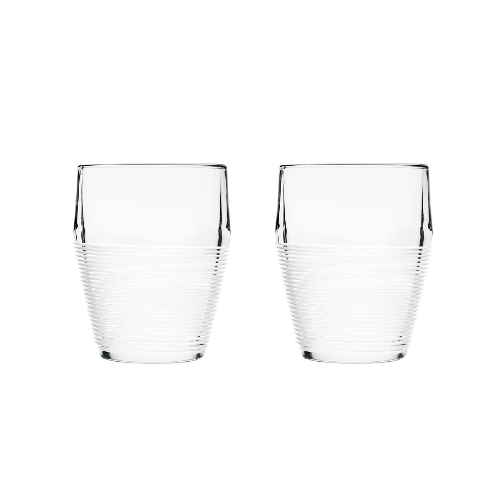 Timo Termo Glasses White (Set of 2) - Design House Stockholm