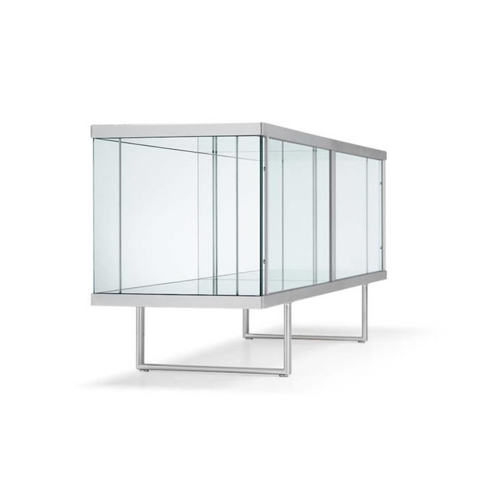 Broadway Low Sideboard & Display Unit - Tonelli Design