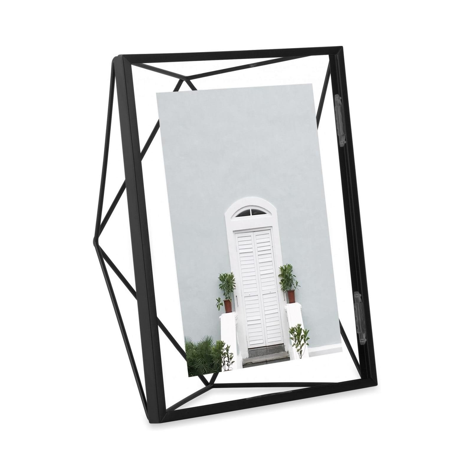 Prisma Photo Display 13 x 18 cm (Black) - Umbra