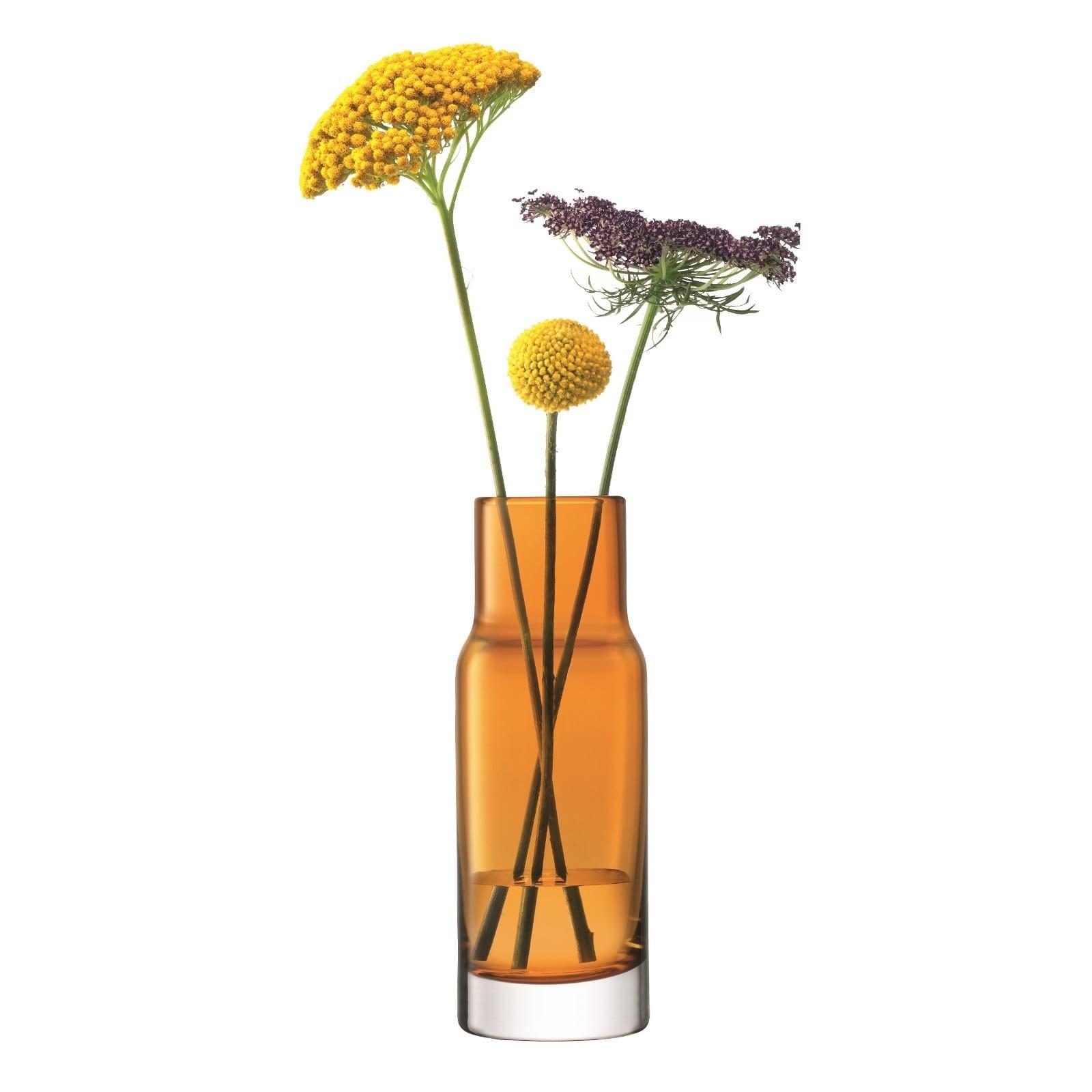 Utility Vase H19cm (Amber) - LSA