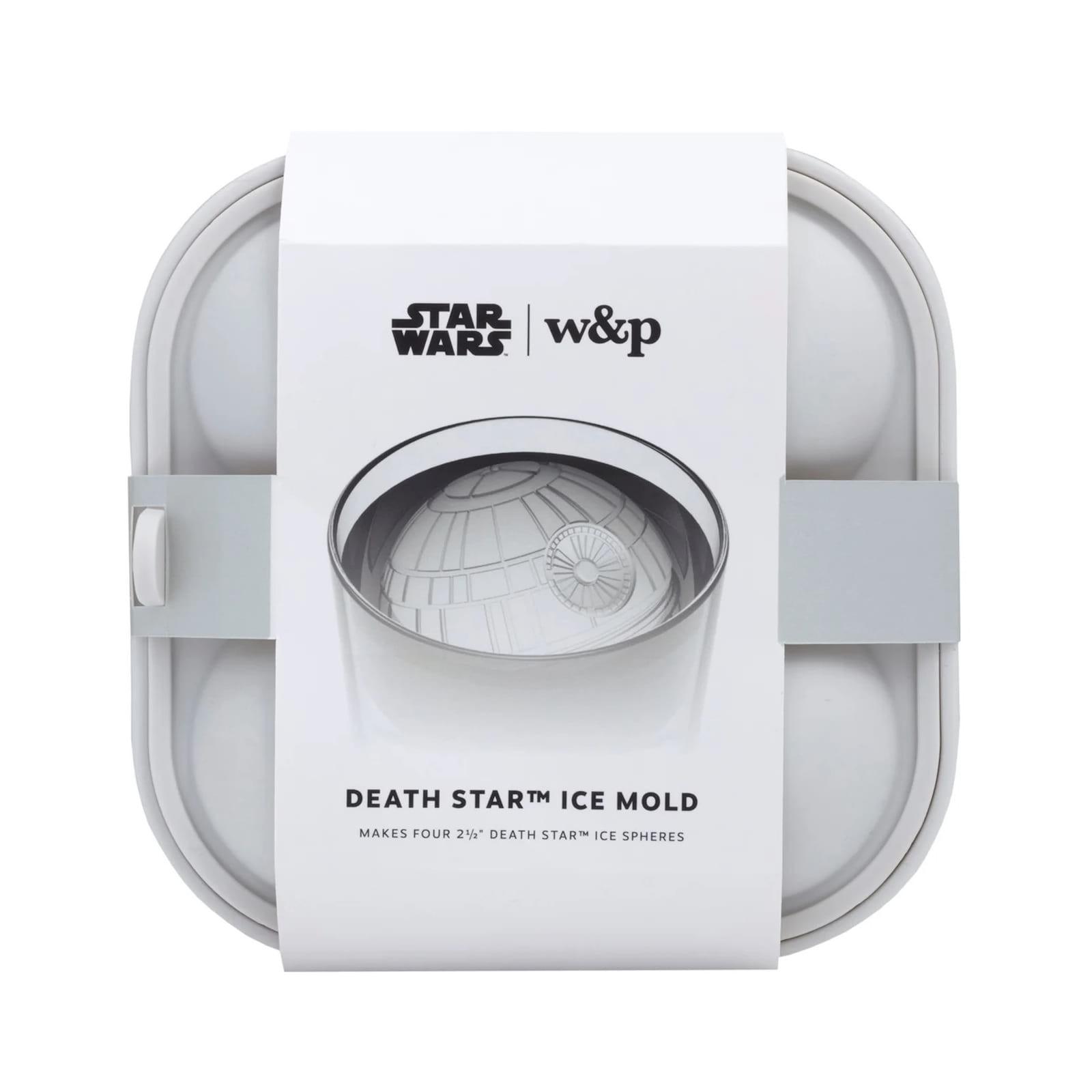 Death Star™ Sphere Ice Tray (White) - W&P