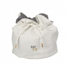 EAT Fabric Bread Basket - Raeder