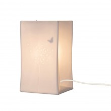 PUSTEBLUME Porcelain Table Lamp - Raeder
